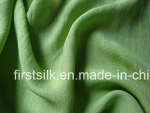 Silk Rayon Georgette Solid Dyed Fabric pictures & photos