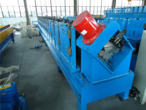 Z Purlin Ends Roll Forming Machine with High Quality Machinery pictures & photos