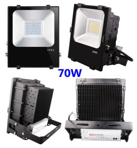 LED Shoe Box Light with Meanwell Driver Philissmd IP65 Waterproof 200W 150W 120W 100W 70W LED Flood Light Tech Box pictures & photos