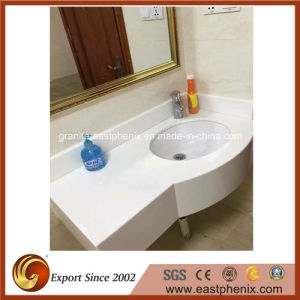 Natural Crystal Stone Bathroom Vanity Top pictures & photos