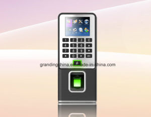 Biometric Fingerprint Access Control Time Attendance with Slim Design (F09) pictures & photos