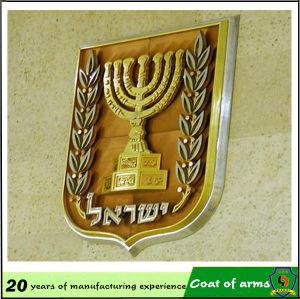 Gold Emblem 3D Emblem Metal Emblem pictures & photos