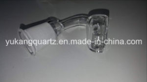 Customized Smoked Quartz Nail Tube with Different Specification pictures & photos