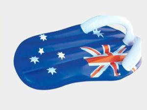 2017 New Design OEM Inflatable Flip Flop Lilo pictures & photos