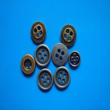 4-Hole Metal Buttons for Shirts pictures & photos