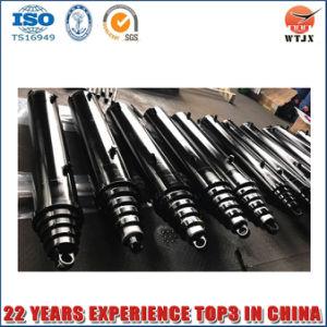 North American Type Front-End Telescopic Hydraulic Cylinder pictures & photos