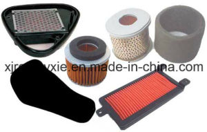 Motorcycle Filter with Top Quality for Motorcycle Parts