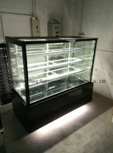 Right Angle Display Cake Refrigerator with Four Layers pictures & photos