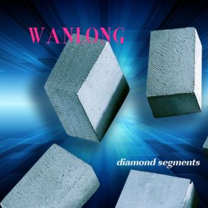 Diamond Blade Segments for Stone Block Cutting pictures & photos