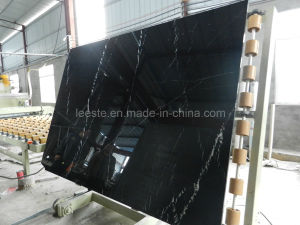 Natural Polished Stone Black Marble for Wall and Floor pictures & photos