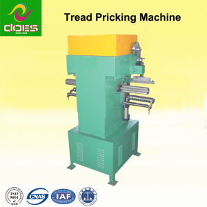 Rubber Tire Tread Pricking Machine pictures & photos