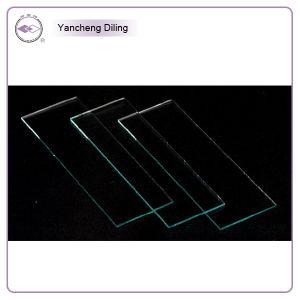 7102 Microscope Slides, 50PCS/Box, Plain Unground Edges