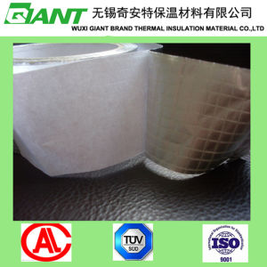 Aluminum Foil Fiberglass Mesh Tape pictures & photos