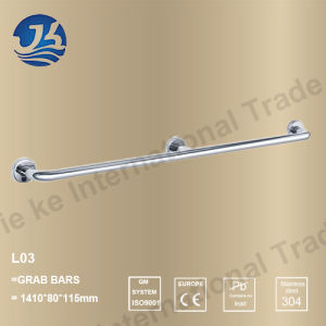 Bathroom Stainless Steel Safety Grab Bar for Hospital (L03)