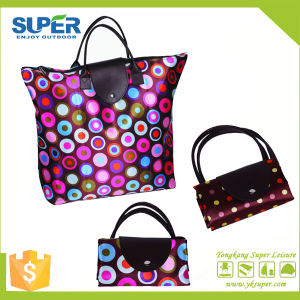 Oxford Fabric Foldable Shopping Bag pictures & photos