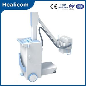 Factory Price Hx-101d Medical Mobile X-ray Machine for Radiography pictures & photos
