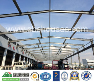 Steel Structure Prefabricated Warehouse Workshop Factory pictures & photos