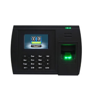 Fingerprint Time and Attendance with Wi-Fi /GPRS Communication) (5000T-C) pictures & photos