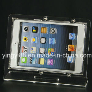 Hot Selling Acrylic Display Stand for iPad (YYB-848) pictures & photos