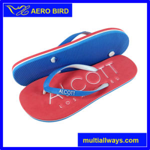 Three Layer High Quality Men′s Durable EVA Slippers (15I309) pictures & photos