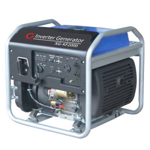 2000W Gasoline Digital Inverter Generator Home or Industry Use