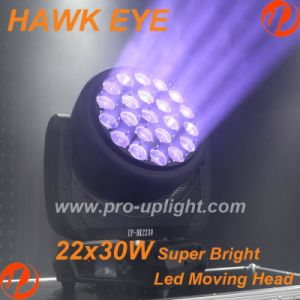Brighter Than Bee Eye 22PCS 30W Hawk Eye LED Moving Head pictures & photos