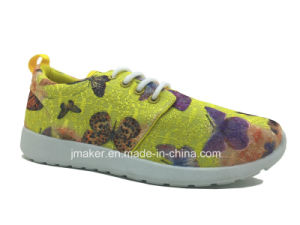 Fashion Ladies Sports Footwear with Lace (J2285-L) pictures & photos