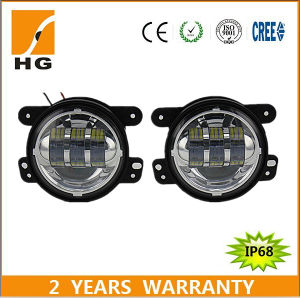 Car Accessories Jeep Wrangler Dodge LED Round Fog Light pictures & photos