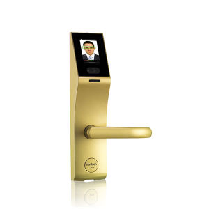 Face + Fingerprint Door Lock with Touch-Screen Biometric Time Recoder pictures & photos