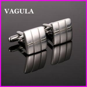 VAGULA Super Quality Designer Cufflinks (HL10131) pictures & photos