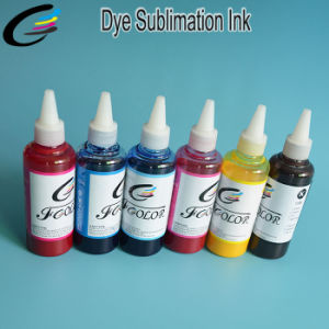 Manufacturing 100ml Bottle Refill Sublimation Ink for Thsirt Plates Mouse Pillow Mugs Printing Inks pictures & photos