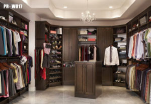 MDF Wardrobe Walk-in Closet for Bedroom Furniture pictures & photos
