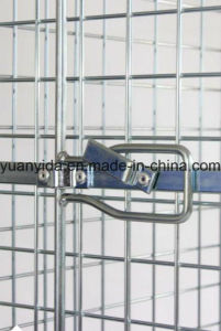 Hot Sale Bright Zinc Plated Supermarket Security Roll Container pictures & photos