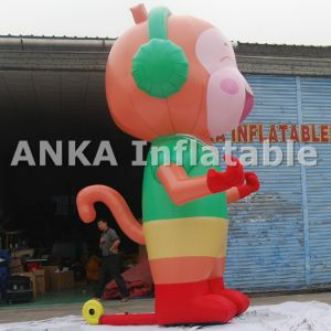 2016 Hot Selling Inflatable Monkey Cartoon Character pictures & photos