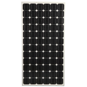 Monocrystalline Solar Panel for Power System Lighthing pictures & photos
