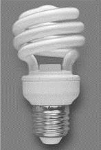 Half Spiral T2-23W CFL Lamp, Energy Saving Lighting pictures & photos