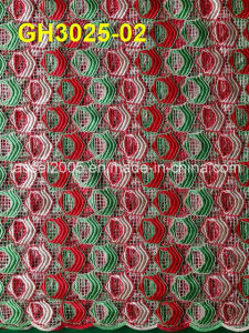 Latest Multi Color Guipure Lace pictures & photos