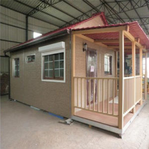 Prefabricated House/Prefab House/Mobile Container House for Labor Camp/Hotel/Office/Accommodation pictures & photos