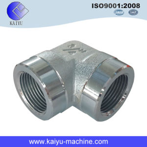 (5500) Nptf Female 90 Degree Aluminium Fittings pictures & photos