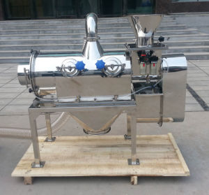 Dzas Series Horizontal Airflow Sieve Cleaning Winnowing Screen for Grain pictures & photos