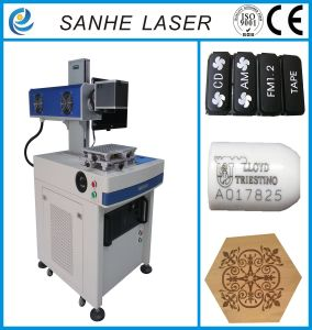 CO2 Laser Marking Machine for Plastic and Wood Products pictures & photos