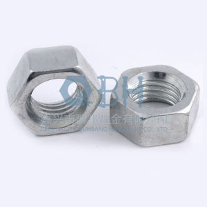 Hex Nuts (1/4′-3′ Gr. 2/5/8 ANSI B18.2.2) pictures & photos
