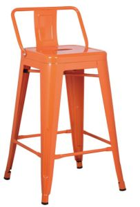 Cheap Metal Stool Outdoor Metal Stool Vintage Industrial Metal Barstool pictures & photos