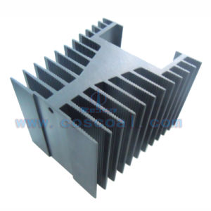 Customized Aluminium Heatsink for Electronics with CNC Machining pictures & photos