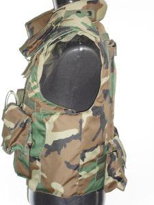 Nij Level Iiia Aramid Bulletproof Vest for Military pictures & photos