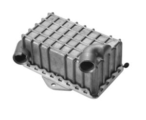 Engine Oil Cooler for Benz (605 180 0065) pictures & photos