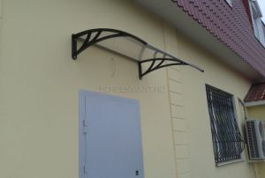 Door Canopy, Polycarbonate Awning, Window Awning, DIY Awning, Polycarbonate Canopy pictures & photos