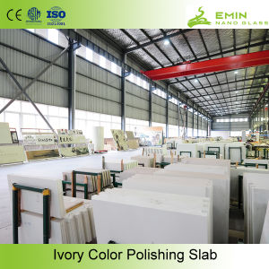 Stain Resistance Nano Glass, Artificial Stone pictures & photos