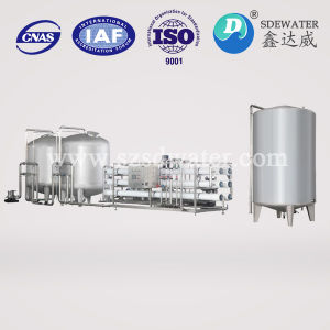 1000 Lph Drinking Water Treatment Station pictures & photos