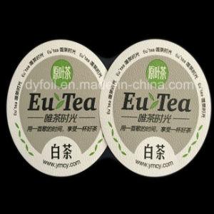 Aluminium Foil Lids for Tea Cup Packaging pictures & photos